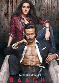 Watch or Download Hindi Movie Baaghi Online - 2016