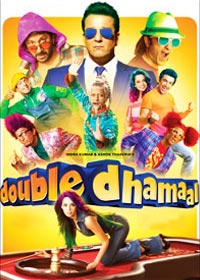 Watch or Download Hindi Movie Double Dhamaal Online - 2011