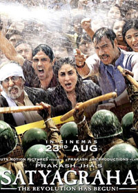 Watch or Download Hindi Movie Satyagraha Online - 2013