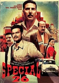 Watch or Download Hindi Movie Special 26 Online - 2013