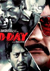 Watch or Download Hindi Movie D-Day Online - 2013