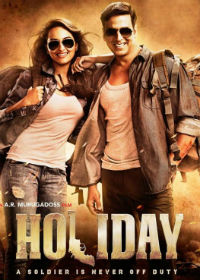 Watch or Download Hindi Movie Holiday- A Soldier Is Never Off Duty Online - 2014